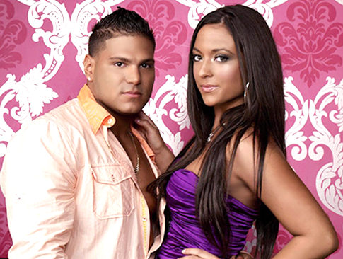 The Jersey Shore kids were all